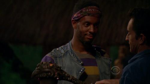 """Brice, the tribe has spoken."""